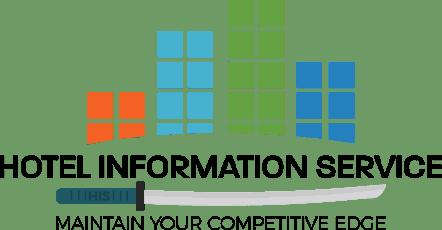 Hotel Information Service Retina Logo